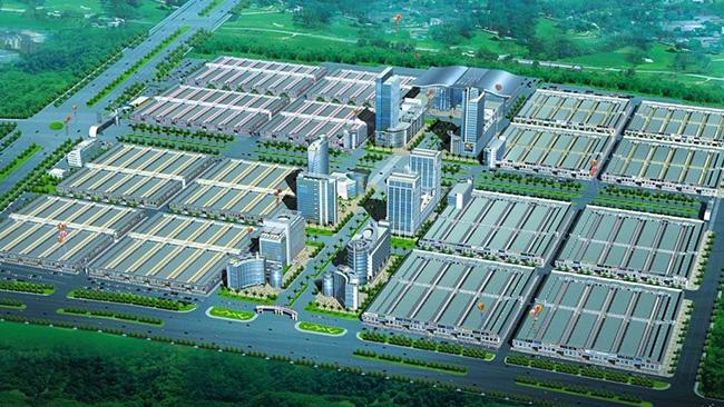 赣西万商红(国际)商贸物流中心6