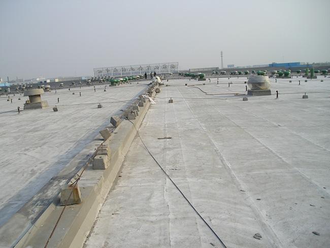 山东滨州亚光纺织集团厂房